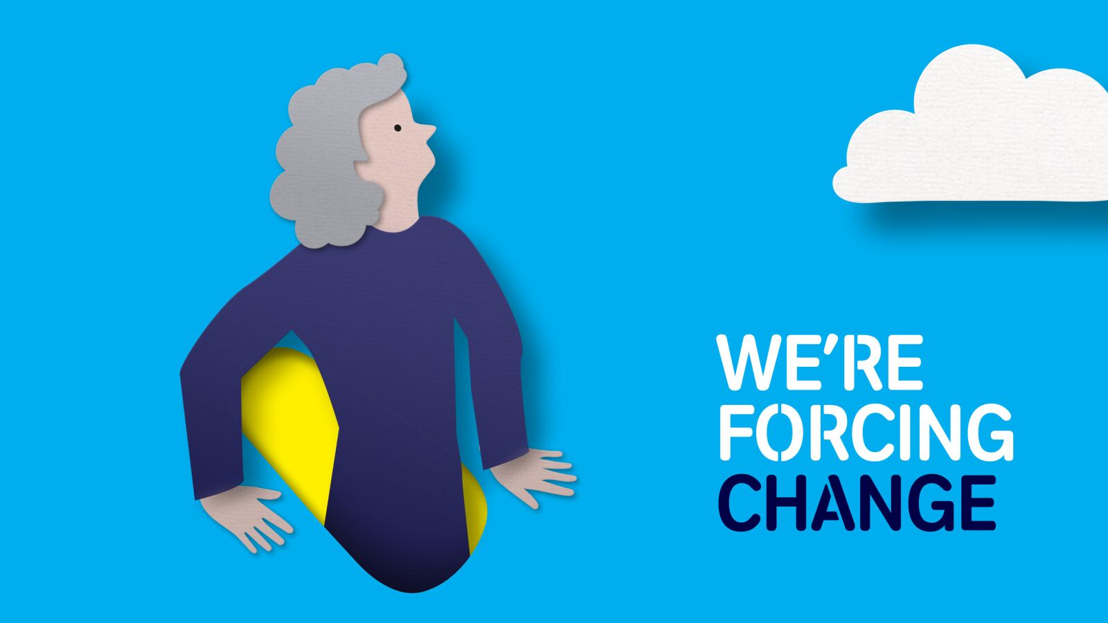 A refreshed identity inspired by the spirit of those living with Parkinson's